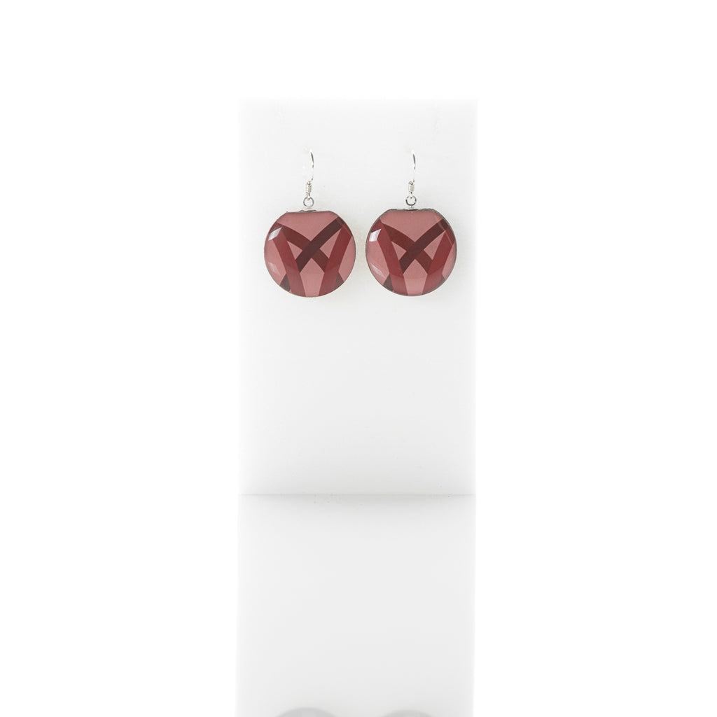 Sway - Eclipse dangly earrings