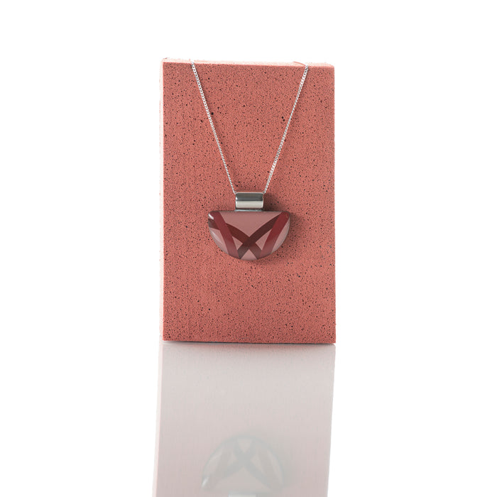Sway Arc Necklace Short Chain