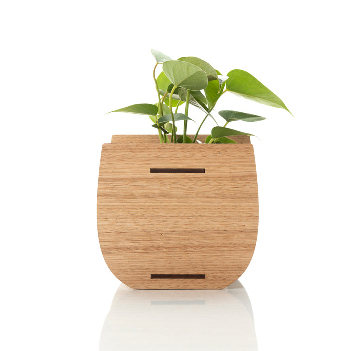 Large Indoor Planter: Cradle