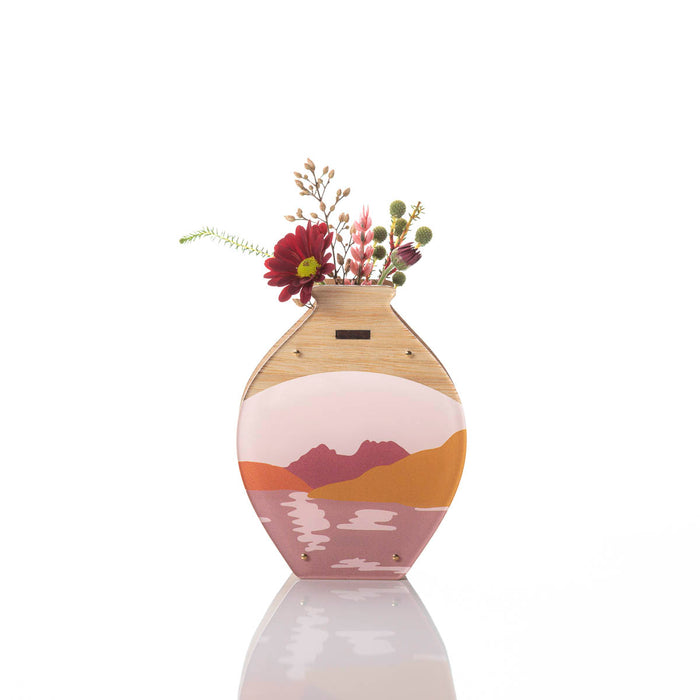 Medium Handmade Vase - Cradle design