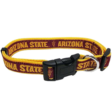 Arizona State University Sun Devils Nylon Collar
