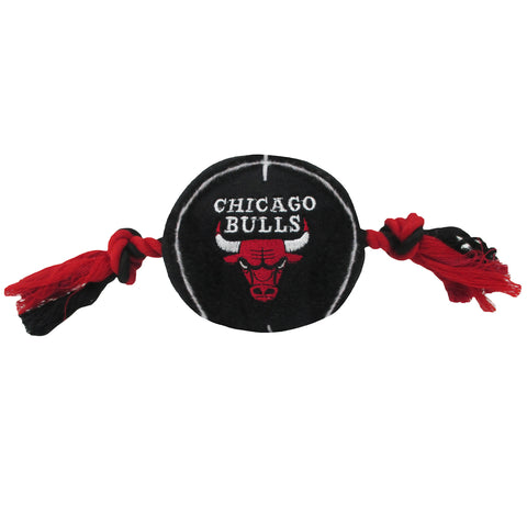 Chicago Bulls Ball Pet Toy