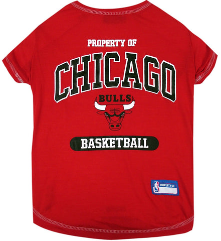 Chicago Bulls Pet T-Shirt