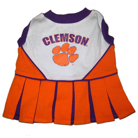 Clemson Tigers CheerLeading Uniform