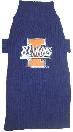 Illinois Fighting Illini Sweater