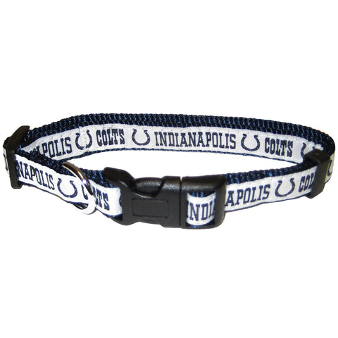 Indianapolis Colts Nylon Collar