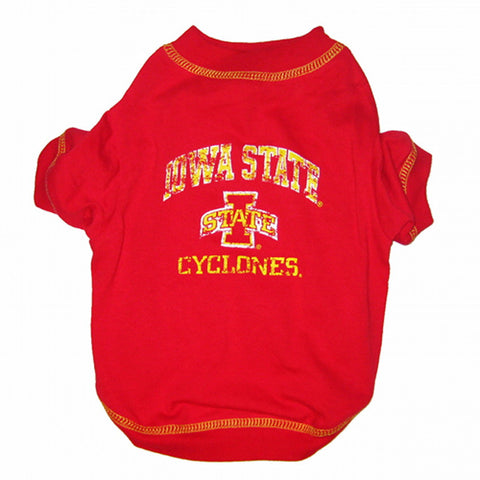 Iowa State Cyclone Pet T-Shirt