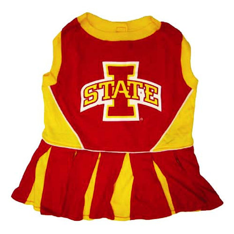 Iowa State Cyclone CheerLeading Uniform
