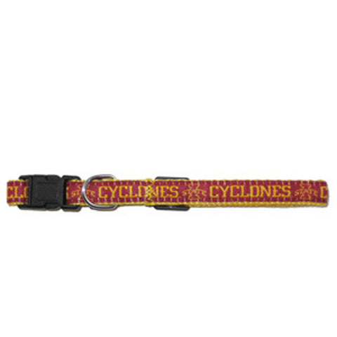 Iowa State Cyclone Nylon Collar