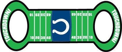 Indianapolis Colts Field Tug Toy