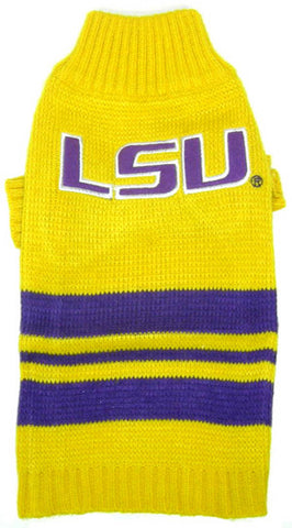 LSU Tigers Sweater