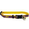 LSU Tigers Cat Collar