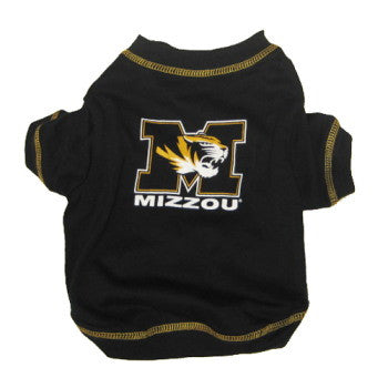 Missouri Tigers Pet T-Shirt