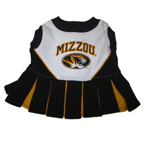 Missouri Tigers CheerLeading Uniform