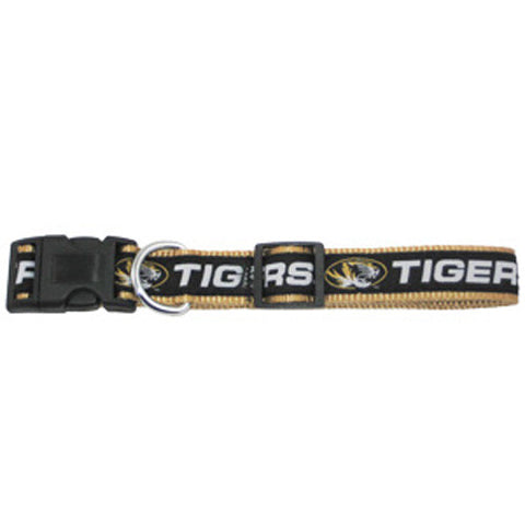 Missouri Tigers Nylon Collar