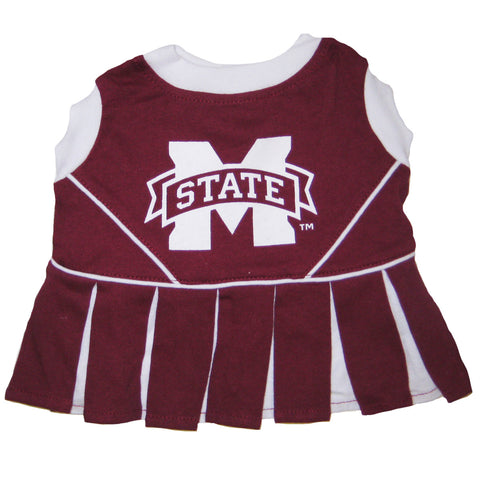 Mississippi State Bulldogs CheerLeading Uniform