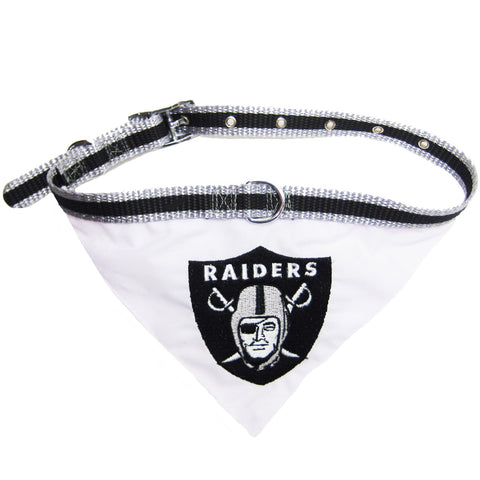 Oakland Raiders  Bandana