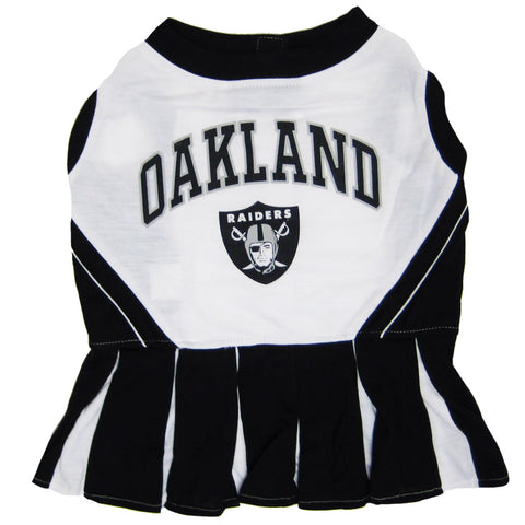 Oakland Raiders  CheerLeading Outfit