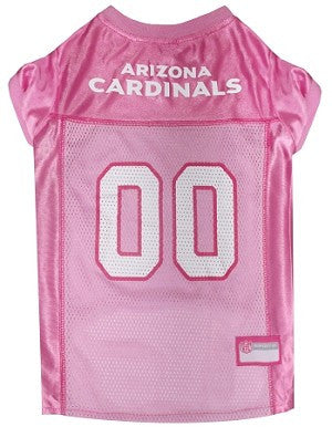 Arizona Cardinals Pink Jersey