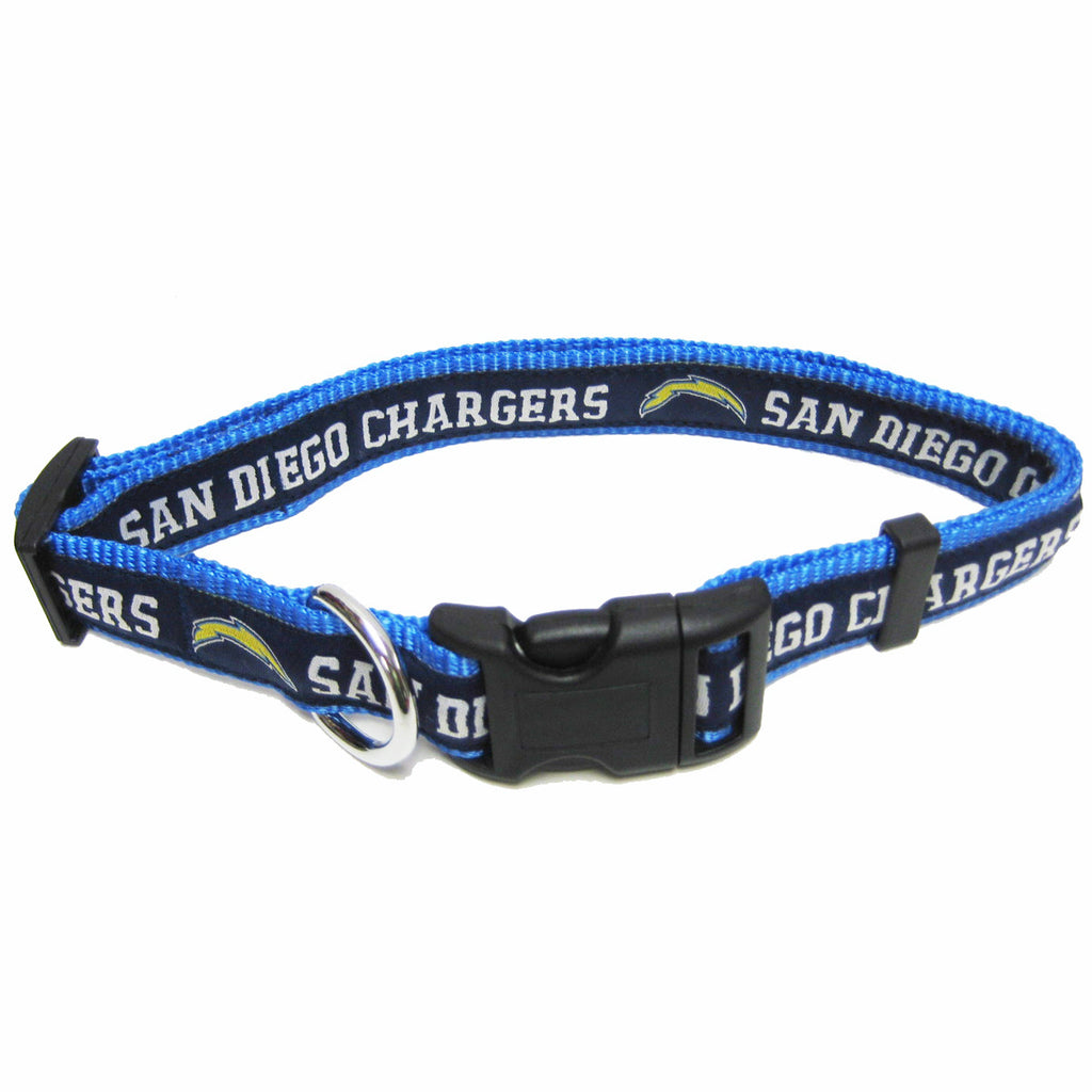 San Diego Chargers  Nylon Collar