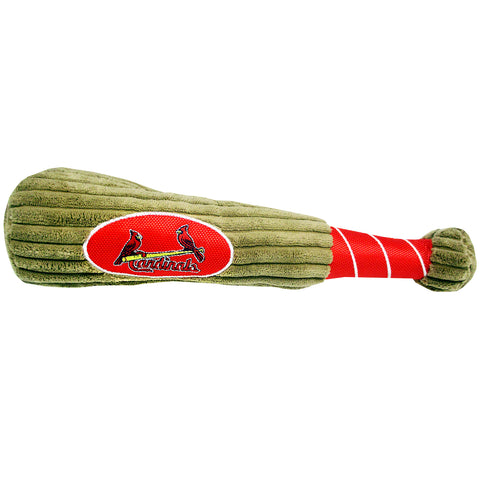 St. Louis Cardinals Baseball Bat Pet Toy
