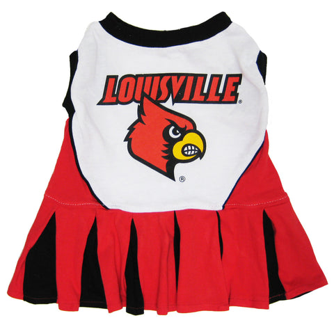 Louisville Cardinals CheerLeading Uniform