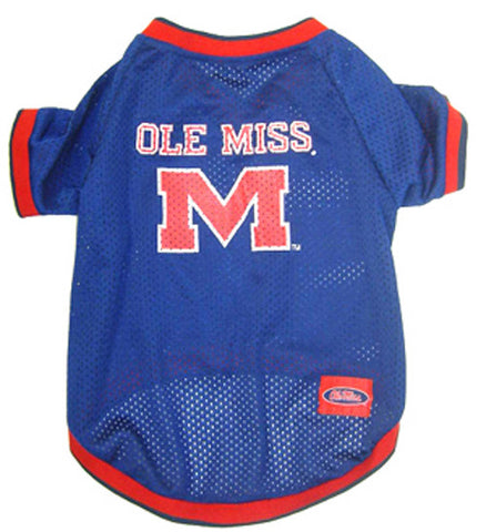 Mississippi Ole Miss Mesh Jersey