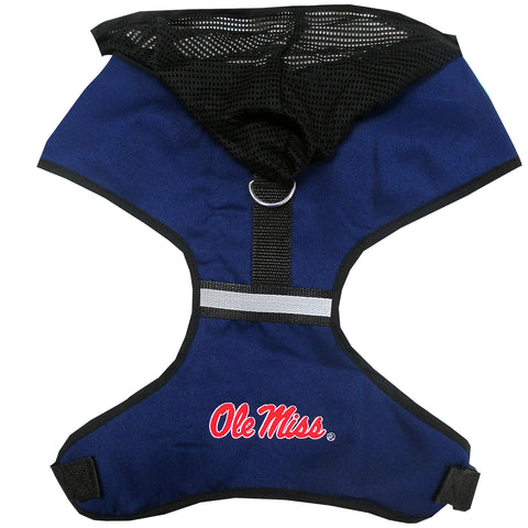 Mississippi Ole Miss Pet Harness