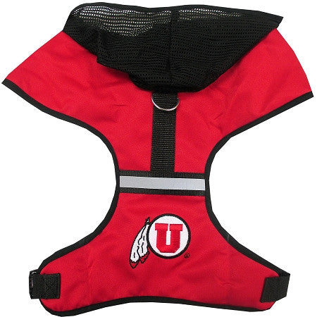 Utah Utes Pet Harness
