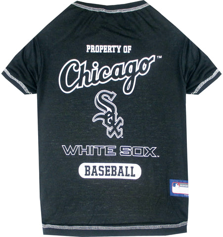Chicago White Sox Baseball Pet T-Shirt