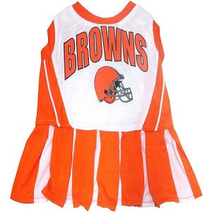 Cleveland Browns CheerLeading Outfit