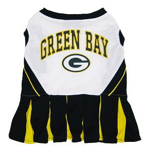 Green Bay Packers CheerLeading Outfit