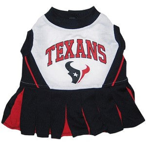 Houston Texans CheerLeading Outfit