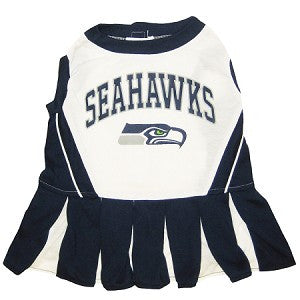Seattle Seahawks  CheerLeading Outfit