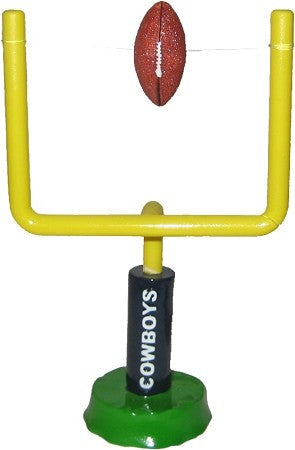 Dallas Cowboys Aquatic Ornament Goal Post