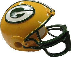 Green Bay Packers Aquatic Ornament Helmet