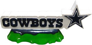 Dallas Cowboys Aquatic Ornament Logo