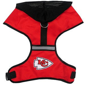 Kansas City Chiefs Pet Harness