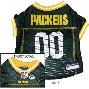 Green Bay Packers Mesh Jersey
