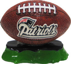 New England Patriots Aquatic Ornament Football