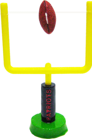 New England Patriots Aquatic Ornament Goal Post