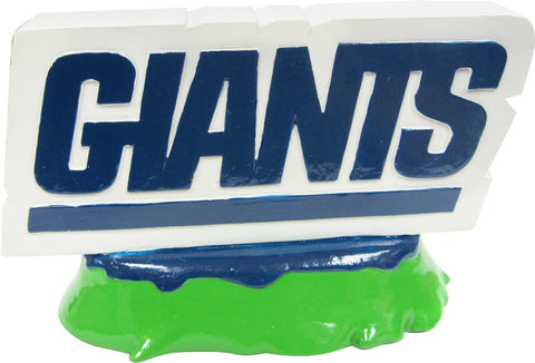 New York Giants  Aquatic Ornament Logo