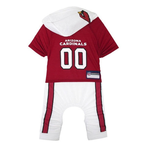 Arizona Cardinals Pet Onesie (New!)