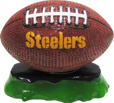 Pittsburgh Steelers  Aquatic Ornament Football