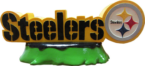 Pittsburgh Steelers  Aquatic Ornament Logo