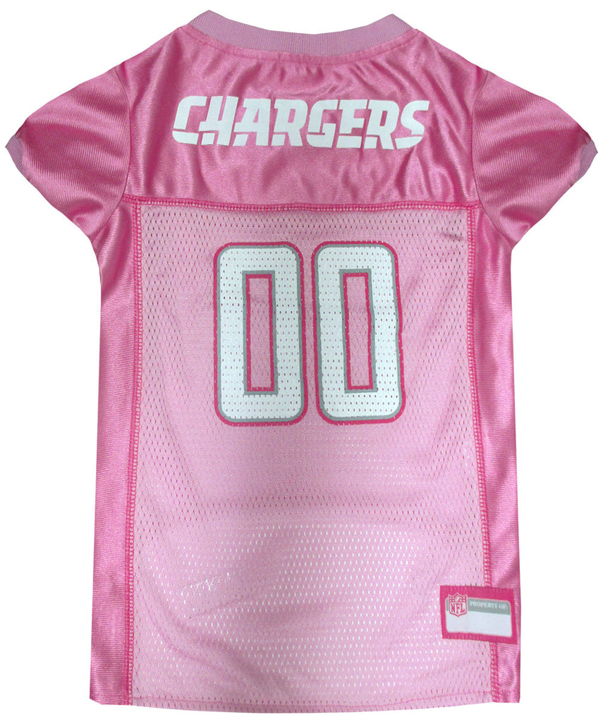 San Diego Chargers  Pink Jersey