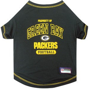 Green Bay Packers Pet T-Shirt