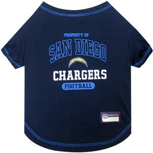 San Diego Chargers  Pet T-Shirt
