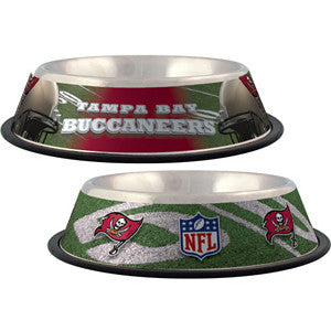 Tampa Bay Buccaneers Dog Bowl