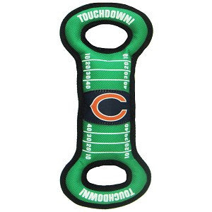Chicago Bears Field Tug Toy